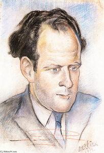 Portrait of Sergei Eisenstein