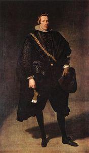 Portrait of Infante Don Carlos