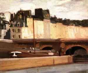 TheNew bridge