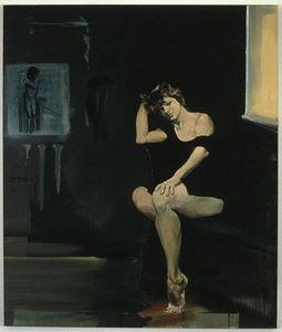 Portrait of an Artist as a Woman