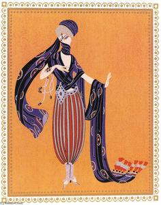 Sheerazade, Calyph's Concubine