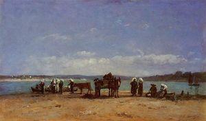 The Breton Fishermen's Wives