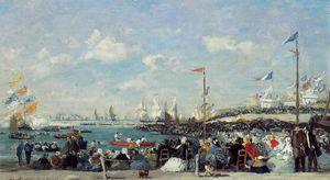 Le Havre, the regatta festival