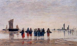 Fisherwomen at Berck