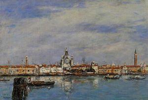 The Giudecca from The Zatteri, Venice
