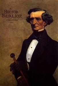 Portrait of Berlioz
