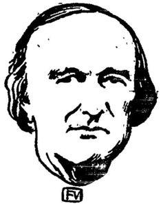 Portrait of French bishop Georges Darboy