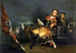 Manuel Godoy, Duke of Alcudia, 'Prince of Peace'