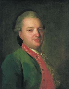 Portrait of the Poet Vasily Maykov
