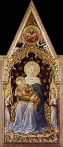 Quaratesi Altarpiece, Virgin and Child