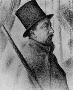Portrait of Paul Signac