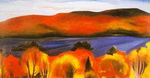 Lake George, Autumn