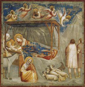 Nativity. Birth of Jesus