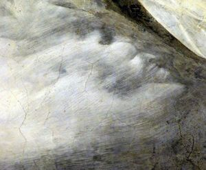 Death and Ascension of St. Francis (detail)