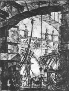The Prisons (plate IV)