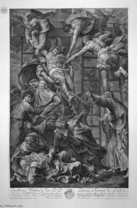 The Deposition, by Daniele da Volterra