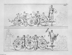 Two friezes