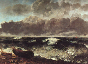 The Stormy Sea (The Wave)
