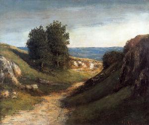 Пейзаж Guyere