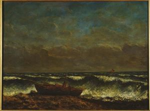 Stormy Sea (The Wave)