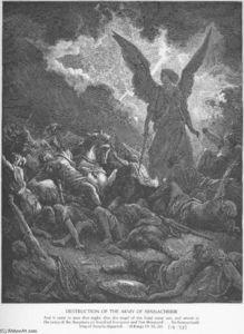 Sennacherib's Army Is Destroyed