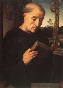 Portrait of Benedetto di Tommaso Portinari