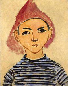 Portrait of Pierre Matisse
