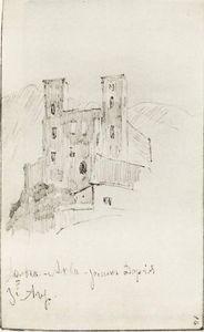 Ruins of castle Doria