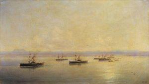 Fleet in Sevastopol