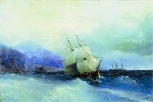 Trebizond from the Sea