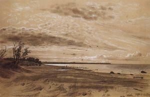 Beach. Mary-Howe