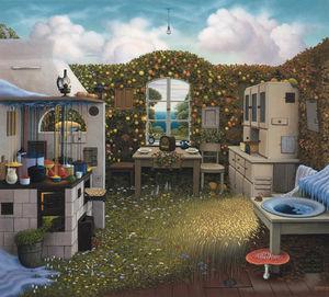 Artist's Kitchen