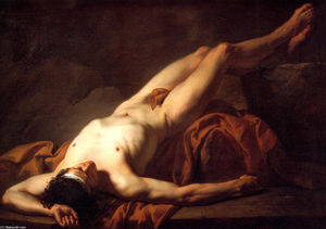 Male Nude known as Hector