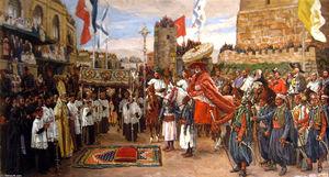 TheLatin Patriarch of Jerusalem
