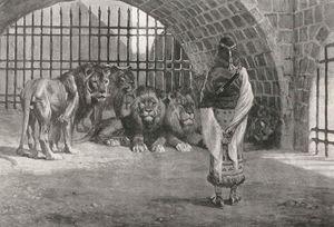 Daniel in the Lion's