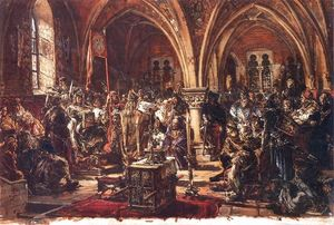 The First Sejm, Recording of laws A D 1182