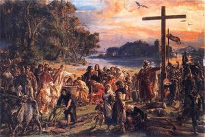 Christianization of Poland A D 965