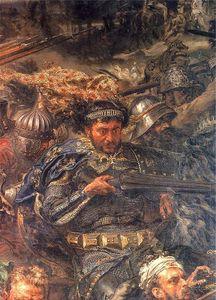 Battle ofGrunwald (detail) (9)