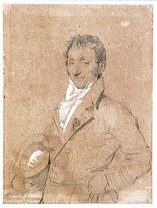 Portrait of Mr. Foureau