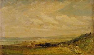 Shoreham Bay near Brighton