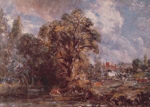 Scene on a River 1