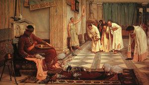 The favourites of Emperor Honorius