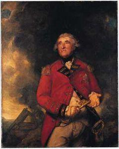Lord Heathfield, Governor of Gibraltar