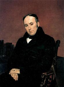 Portrait of V. A. Zhukovsky
