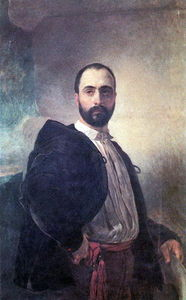 Portrait of Angelo Tittoni