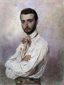 Portrait of Vincenzo Tittoni