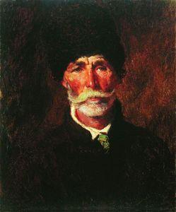 Portrait of E.Gilechenko
