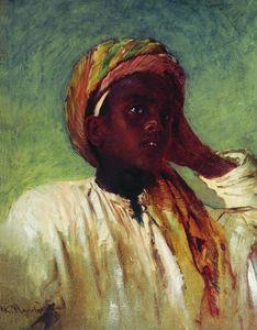 Arab Boy