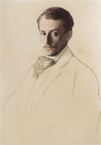 Portrait of Eugine Lanceray