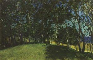 Grove on the Seashore. Sillamyagi
